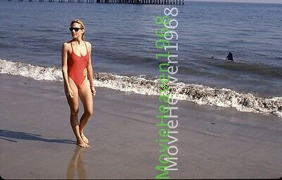 Shawn Weatherly  BAYWATCH 35mm SLIDE TRANSPARENCY 12510 PHOTO