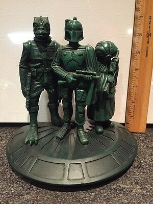 Star Wars Classic Applause Bounty Hunters Statuette Limited Edition