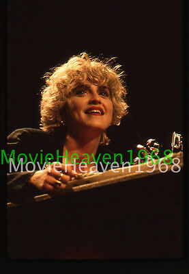 MADONNA VINTAGE 35mm SLIDE TRANSPARENCY 12834 PHOTO