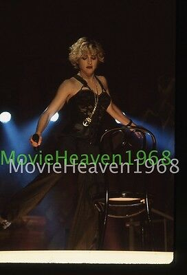 MADONNA VINTAGE 35mm SLIDE TRANSPARENCY 12840 PHOTO