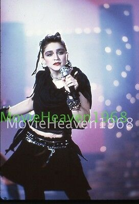 MADONNA VINTAGE 35mm SLIDE TRANSPARENCY 12846 PHOTO