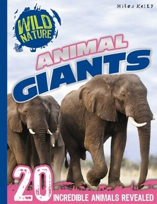 Animal Giants (Wild Nature) (Paperback), Belinda Gallagher, 97817...