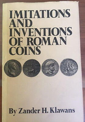 Imitations and Inventions of Roman Coins by Zander Klawans