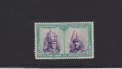 Spain - Lot 3435, Mint, Hinged. Sc# B80.