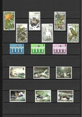 (097c) JERSEY, MNH Stamp Collection