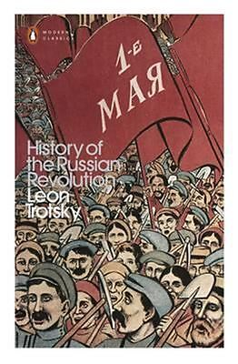 History Of The Russian Revolution by Leon Trotsky - Paperback - NEW - Book