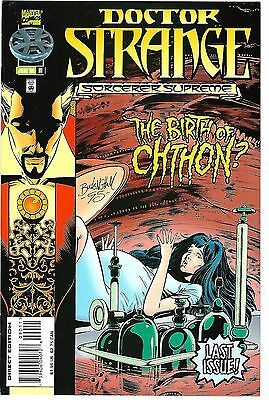 "Doctor Strange #90 (1996) NM  DeMatteis - Buckingham  ""LAST"" Issue  ""Chthon"""