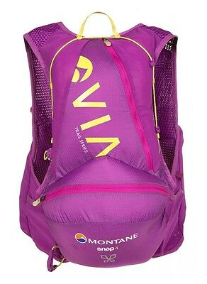 Montane Via Snap 4 Woman 4 Liters Dahlia Mochilas