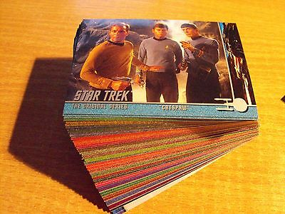 Star Trek Original Series 2 Basic Card Set