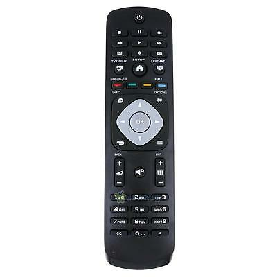 Smart Universal Remote Control Replacement fr Philips 3D HDTV LCD LED Digital TV