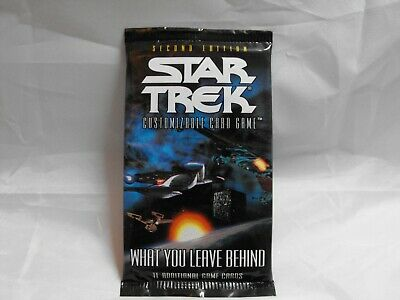 Star Trek Ccg 2E In A Mirror Darkly Sealed Booster Pack Of 11 Cards