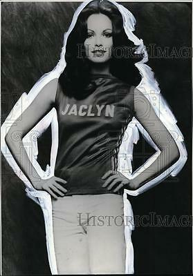 1978 Press Photo Jaclyn Smith stars in Charlie's Angels. - cvp89433