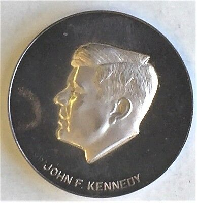 C3463   JOHN  F.  KENNEDY   SILVER    MEDAL,   from  MEXICO