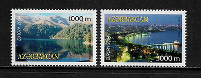 Azerbaijan 769-70 Mint Never Hinged Set - 2004 Europa