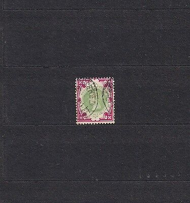 Great Britain one early stamp (one sh) Great Value.