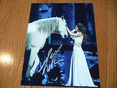 Shania Twain Autographed 8x10 Photo Hand Signed Country