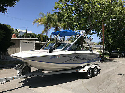 2007 MasterCraft X2 SS Saltwater Edition Wakeboard Boat Excellent Cond 155 Hours