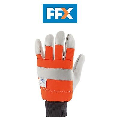 Draper 18015 Chainsaw Gloves Size 10