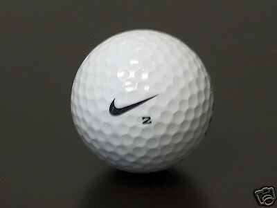 100 Used Nike Golf Balls Mixed Group No Reserve  ! ! ! ! ! !