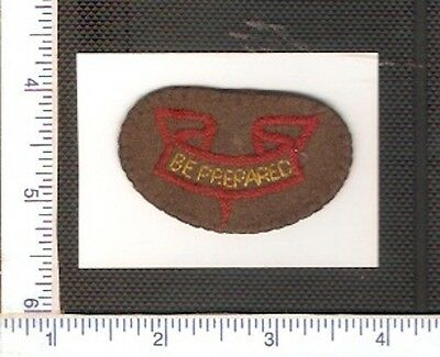 a Vintage used Scouts Canada merit badge.