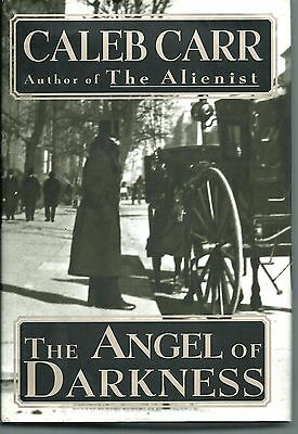 The Angel of Darkness by Caleb Carr (1997, 1st edition Hardcover in dust jacket)