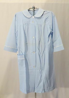 Vintage 70s Girls Nylon Robe Dead Stock