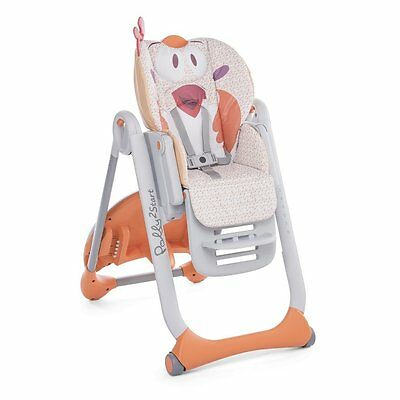 Chicco Polly 2 Start Newborn High Chair - Fancy Chicken A