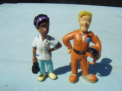 Two New Figures of Flood and Tom Thomas