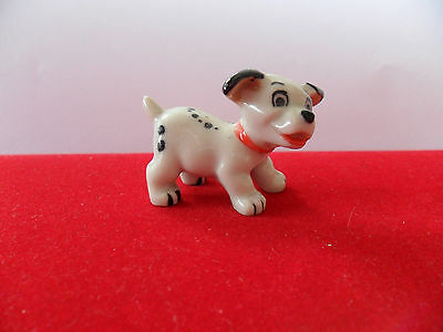 Vintage Wade Whimsies From Walt Disney Hundred And One Dalmations