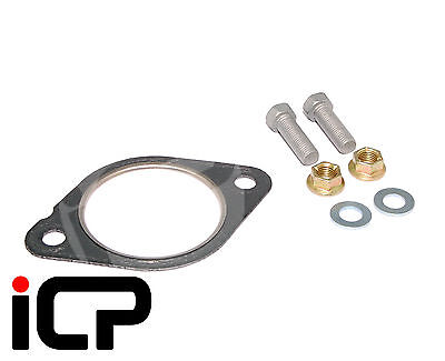 Genuine Rear Exhaust Silencer Fitting Kit Fits: Subaru Impreza WRX & STi Hatch