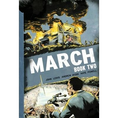 March: Book Two Paperback - Brand New!