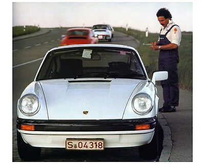 1981 Porsche 911 911SC Factory Photo ca7092