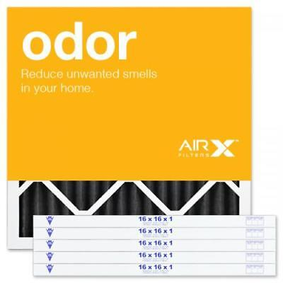AiRx Odor 16x16x1 Carbon Pleated Filter