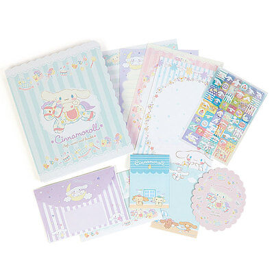 2017 Sanrio Japan Cinnamoroll Dog Letter Set Stationery New Free P+P