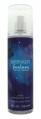 Britney Spears Midnight Fantasy Frangrance Mist - Women's For Her. New