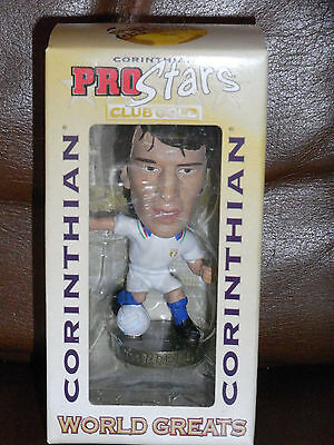 Marco Tardelli # 23344 - Italy -Corinthian Pro Star Club Gold Figure - BOXED
