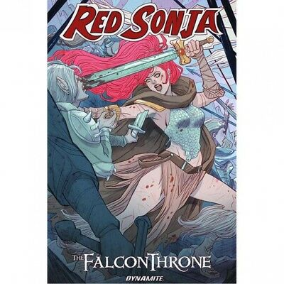 Red Sonja: The Falcon Throne - Brand New!