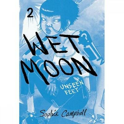 Wet Moon  Volume 2: Unseen Feet New Edition - Brand New!