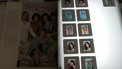 Take My Daughters Please Tv Show Press Kit Slides  Kim Delaney Rue Mcclanahan