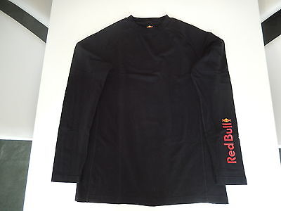 Red Bull Athlete Style long sleeve t-shirt sz L >VERY RARE<