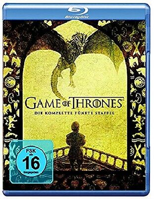 Game of Thrones Staffel 5 Blu-ray NEU OVP