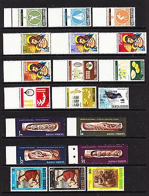 A Selection of Samoa Stamps (m67-183)