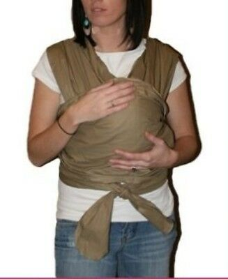 NEW Be-bella Baby WRAP toddler CARRIER Sling -KHAKI