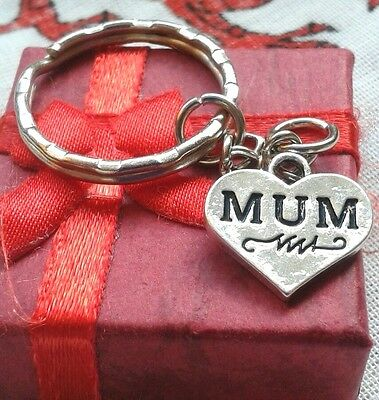 """Family Jewellery Keyring/Mobile Phone/Charm/Bag /Purse Charm for my """"Mum"""""""