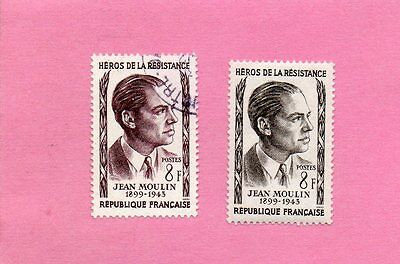 Timbres France N°111+137/8 Cahets Perles .tb  Sur Cpa.