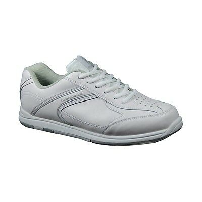 Youth Boys Brunswick Flyer Bowling Ball Shoes Color White Size  2
