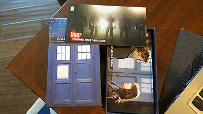 2016 Topps Bbc Doctor Who Widevision The Tenth Doctor Adventures 88 Card Set