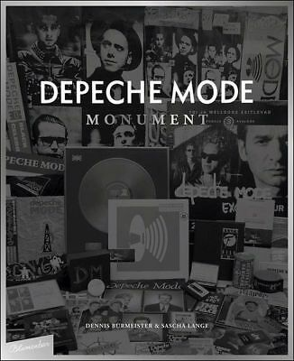 DENNIS BURMEISTER Depeche Mode - Monument (Limited Extended Version) MUSIK