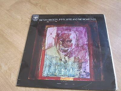 Jimmy James And The Vagabonds The New Religion Vinyl Lp  Marble Arch Mal 1244 &4