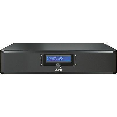 APC J35B 8-Outlet J-Type Rack-Mountable Energy-Saving Power Conditioner with ...